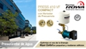 PANTALLA PRESS 410 VF COMPACT